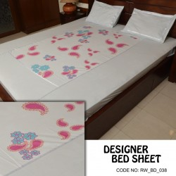 Designer Bed Sheet