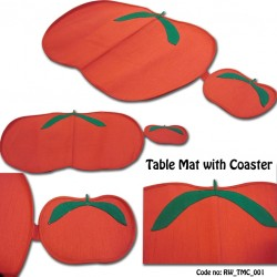 Table Mat with Coaster