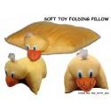 Soft Toy Folding Pillow